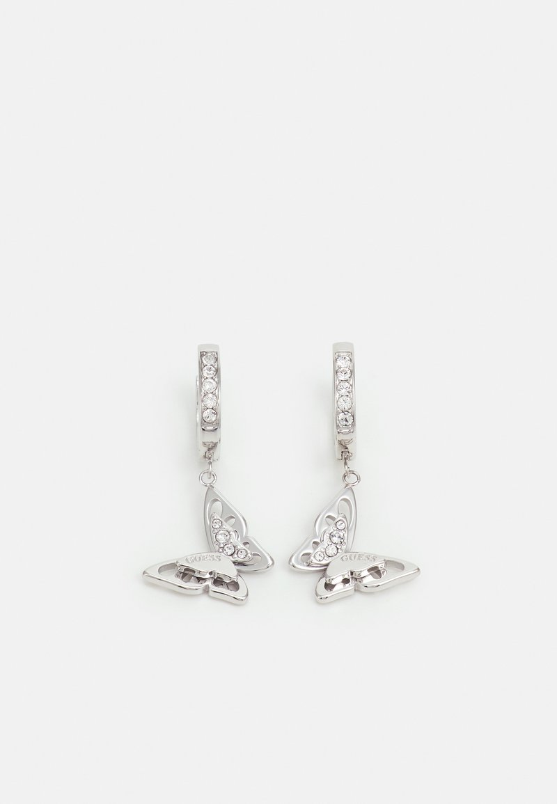 Guess - FLY AWAY - Orecchini - silver-coloured