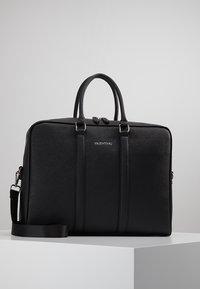 Valentino by Mario Valentino - FILIPPO - Briefcase - black - 0