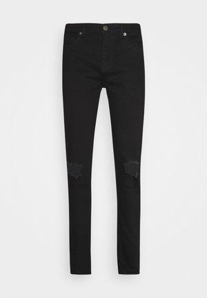 XYLA - Slim fit -farkut - black