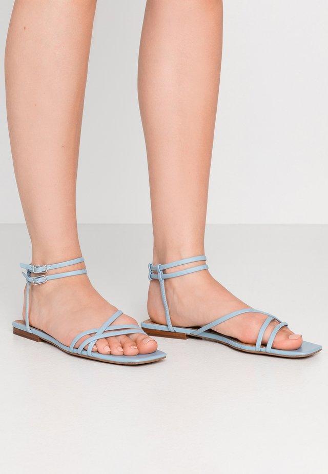 IVY - Sandals - sky blue