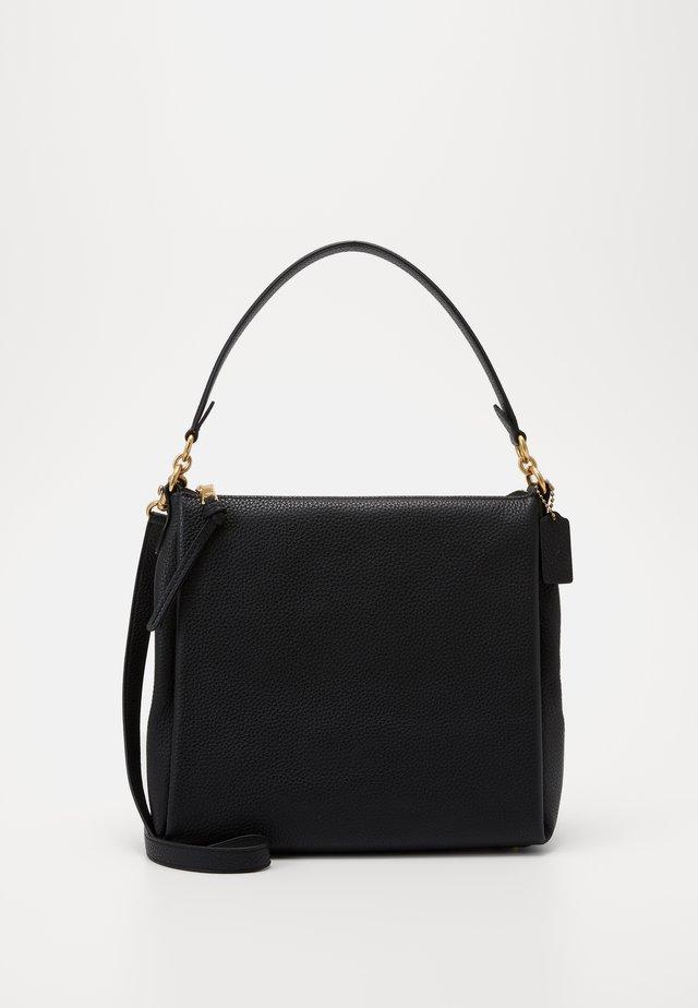 SHAY SHOULDER BAG - Håndveske - black