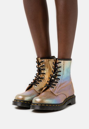 1460 - Lace-up ankle boots - sand rainbow ray