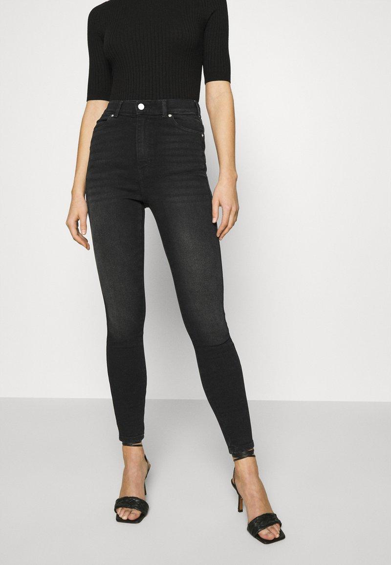 Dr.Denim - MOXY - Jeans Skinny Fit - black mist