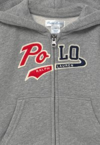 Polo Ralph Lauren - HOOD - Zip-up hoodie - league heather - 2