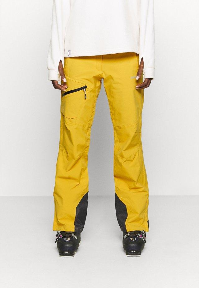 COVE - Snow pants - fudge