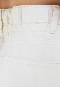 Bershka - Straight leg jeans - stone - 4