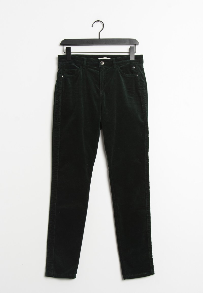 Esprit - Trousers - green
