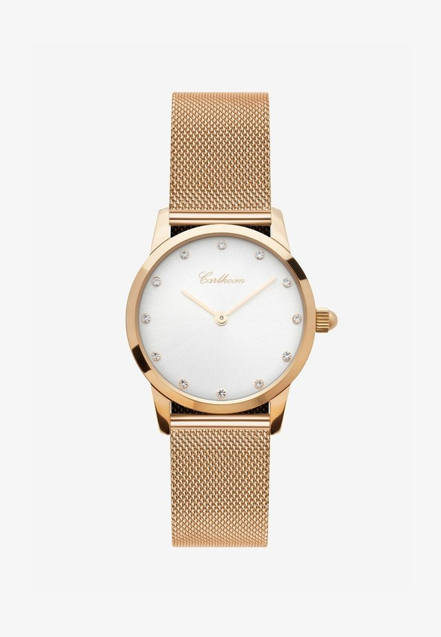 SOFIA 34MM - Rannekello - rose gold-silver