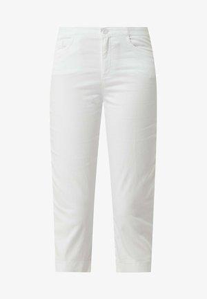 SHAKIRA - Denim shorts - weiß