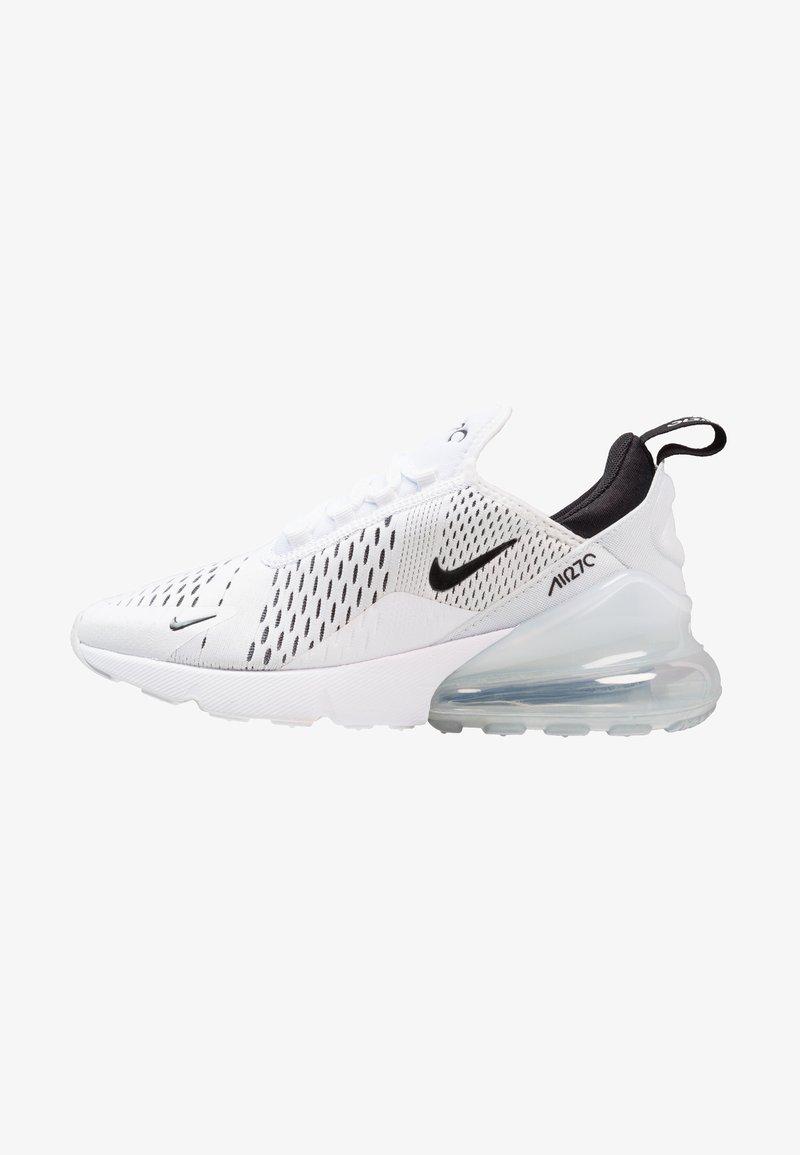 Scully oportunidad Nylon  Nike Sportswear AIR MAX 270 - Trainers - white/black/white - Zalando.co.uk