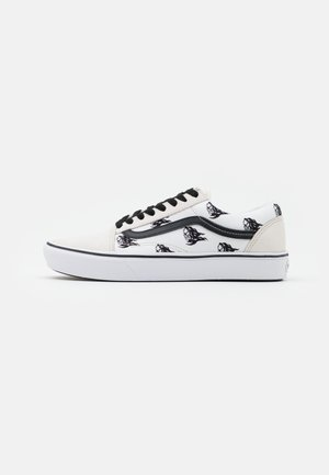 COMFYCUSH OLD SKOOL UNISEX - Trainers - blanc/white