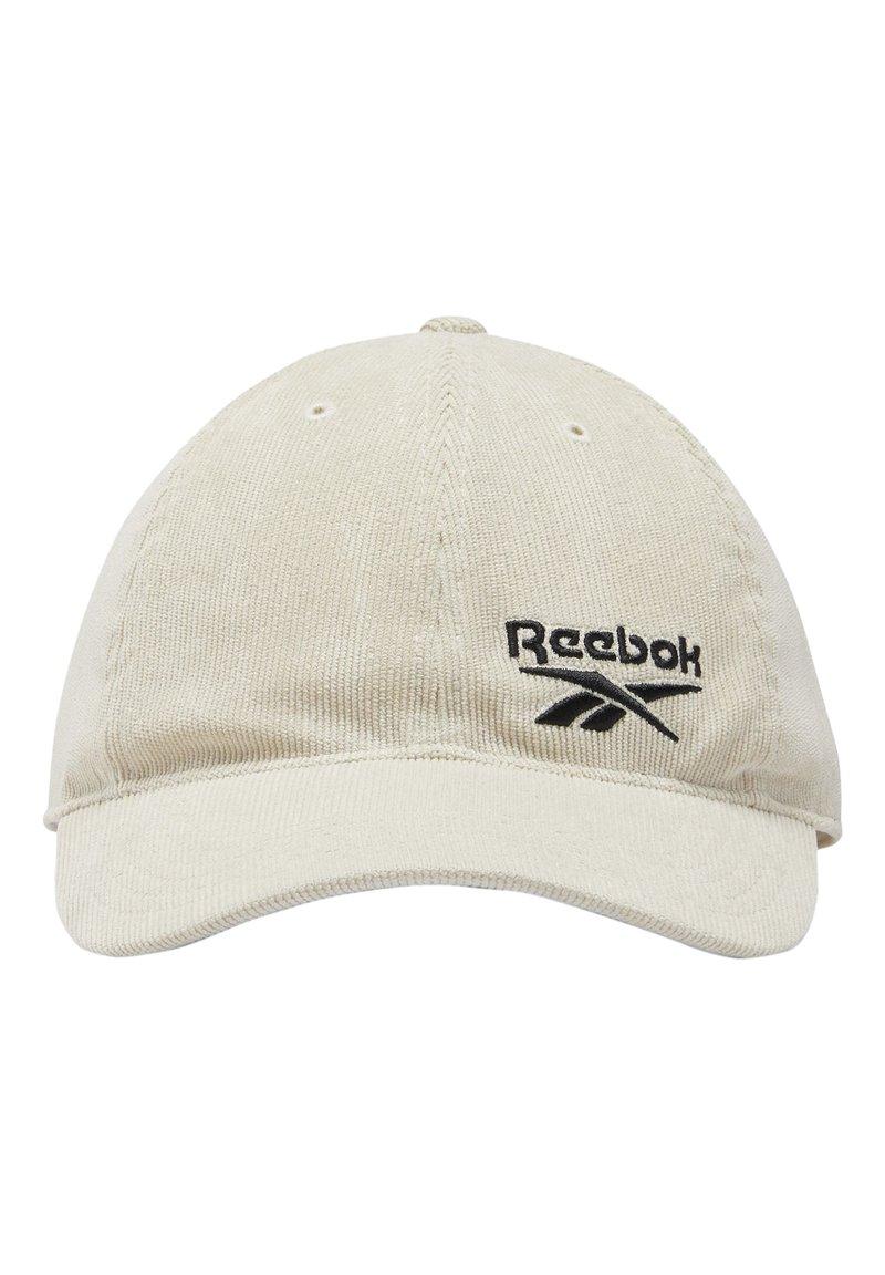 Reebok Classic - CLASSICS CORDUROY CAP - Cap - beige