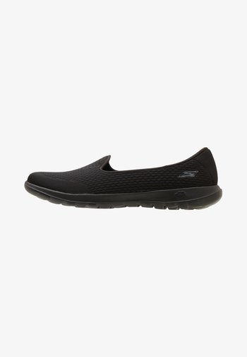 GO WALK LITE - Walking trainers - black
