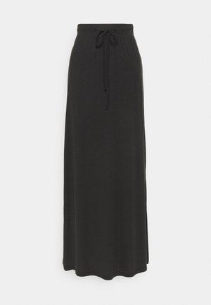 VMAVA ANCLE SKIRT - Falda larga - black