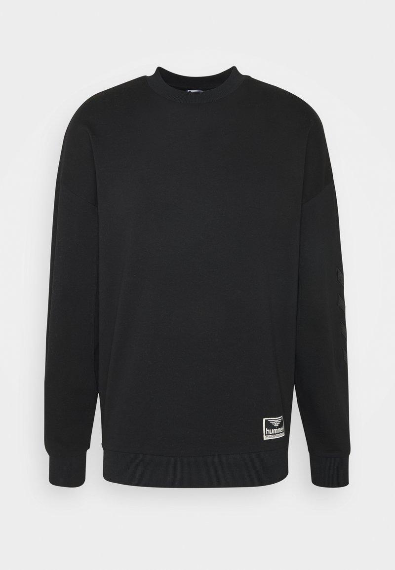 Hummel Hive - URBAN UNISEX - Sweatshirt - black