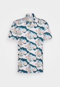 STACHIO WAIKIKI - Shirt - blue/multi