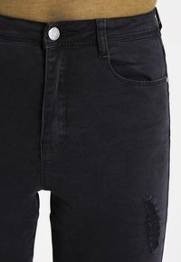 Missguided - SINNER  - Jeans Skinny Fit - black - 3