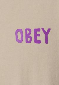 Obey Clothing - Print T-shirt - humus - 2