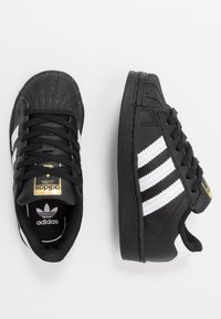 adidas Originals - SUPERSTAR - Trainers - core black/footwear white - 0