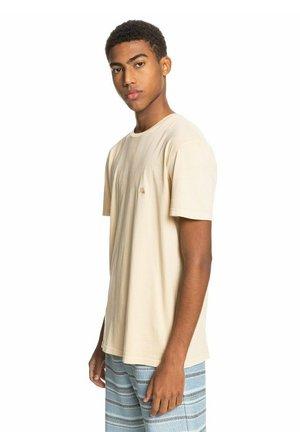 BASIC BUBBLE - Basic T-shirt - antique white