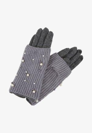 2-IN-1 - Rękawiczki pięciopalcowe - grey