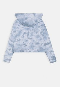 Cotton On - SERENA CROP HOODIE - Mikina s kapucí - dusty blue - 1