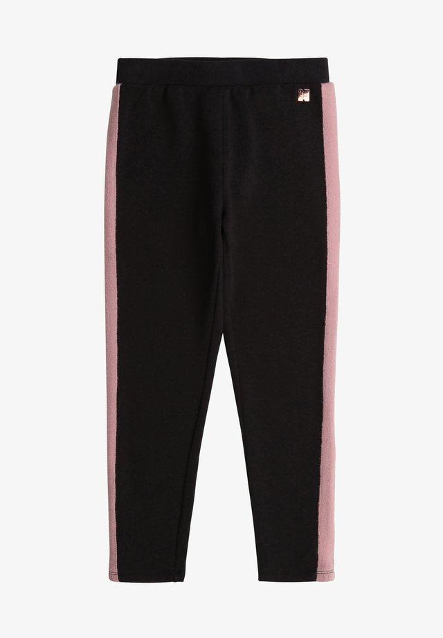 Pantalon classique - charbon