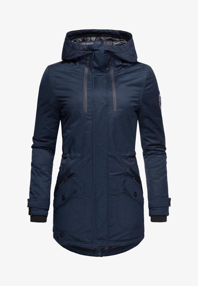 AVRILLE  - Winter coat - navy
