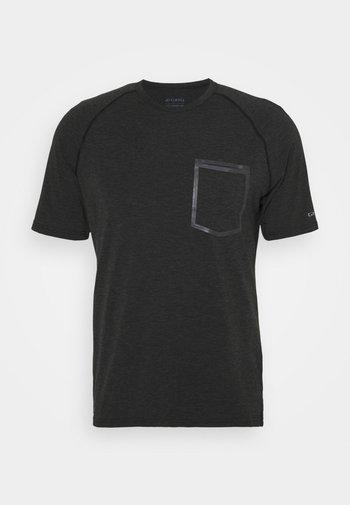 GIRO VENTURE II - Print T-shirt - black