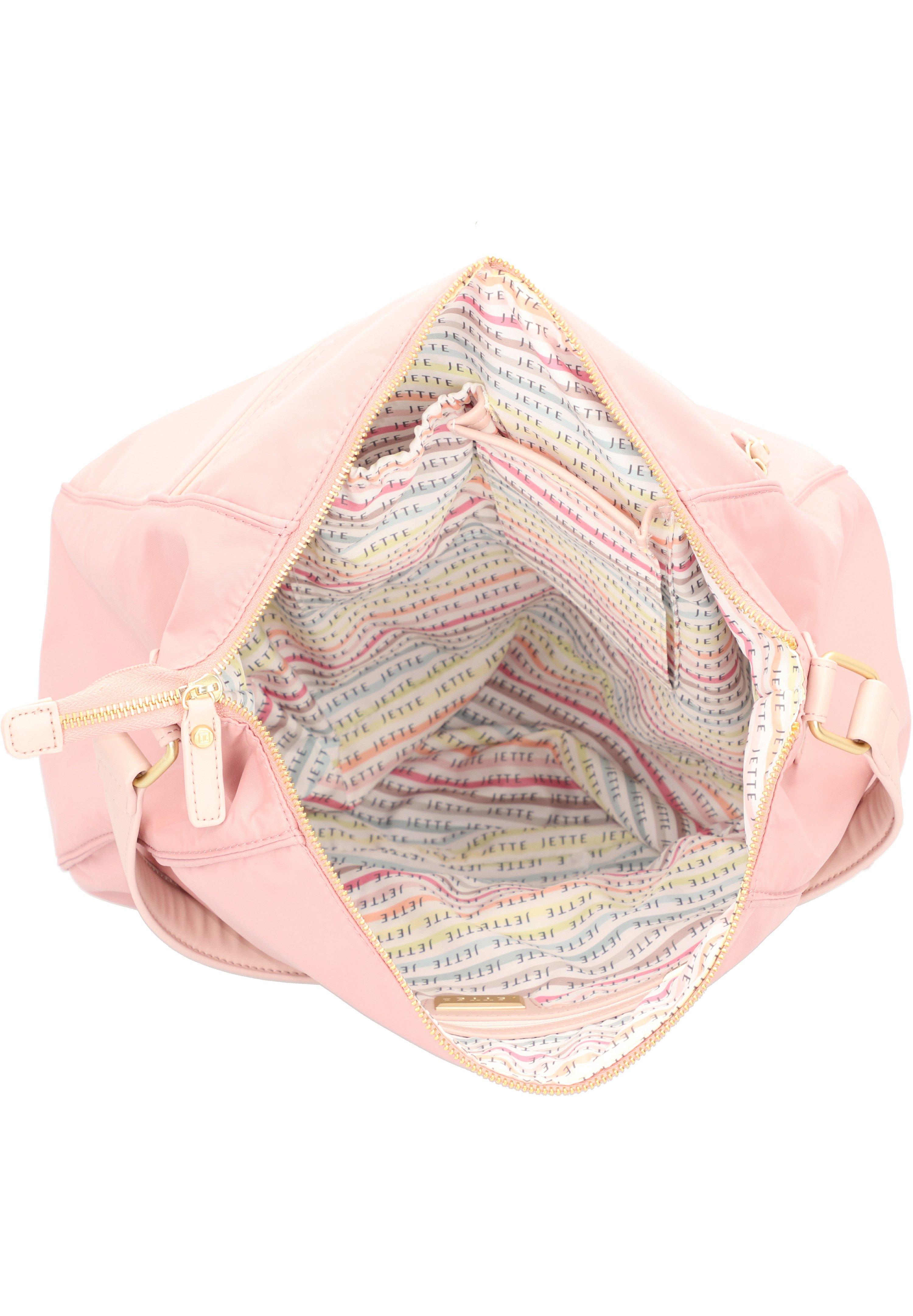 JETTE HOBO - Handbag - powder rose