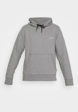 SMALL CHEST LOGO  - Hoodie - grey