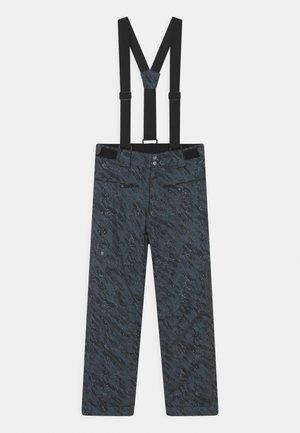 TIMEOUT PANT UNISEX - Snow pants - black shard