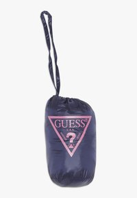 Guess - OUTWEAR TODDLER CORE - Bunda z prachového peří - fancy blue - 2