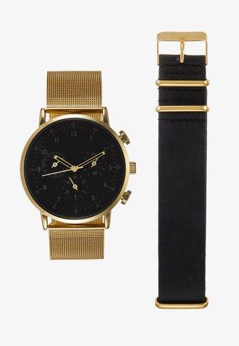SET - Reloj - gold-coloured