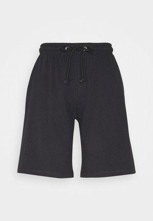 NMKRISTI SHORTS PETITE - Shorts - obsidian