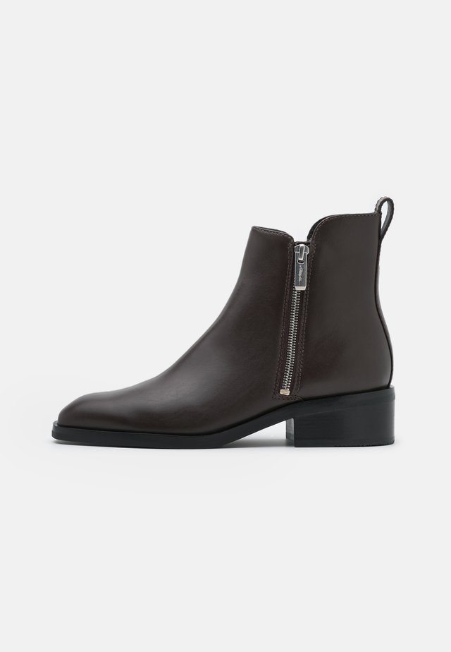 ALEXA BOOT - Bottines - chocolate