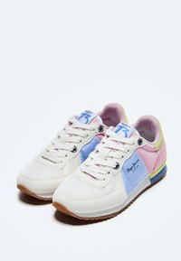 Pepe Jeans - SYDNEY - Sneakersy niskie - factory white - 2