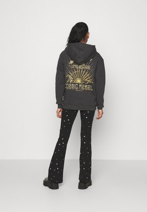 COSMIC REBEL HOODIE PIRATE - Hoodie - black