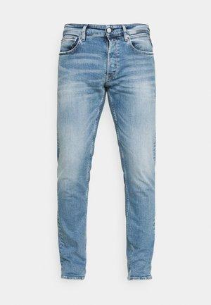 GROVER - Straight leg jeans - light blue