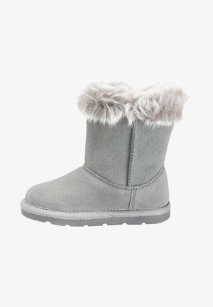 Winter boots - gray