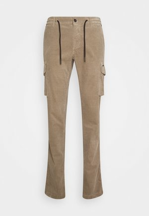 CHILEJOGGER - Cargo trousers - sand