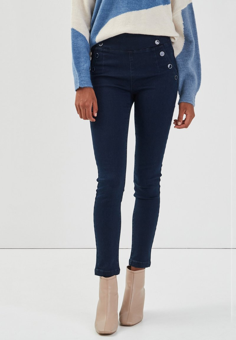 Cache Cache - Slim fit jeans - denim brut