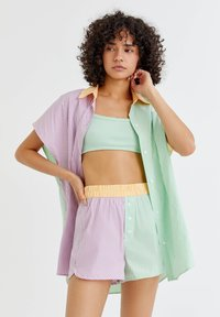 PULL&BEAR - Shorts - multi-coloured - 3