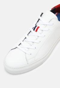 El Ganso - PIEL - Tenisky - blanco - 4