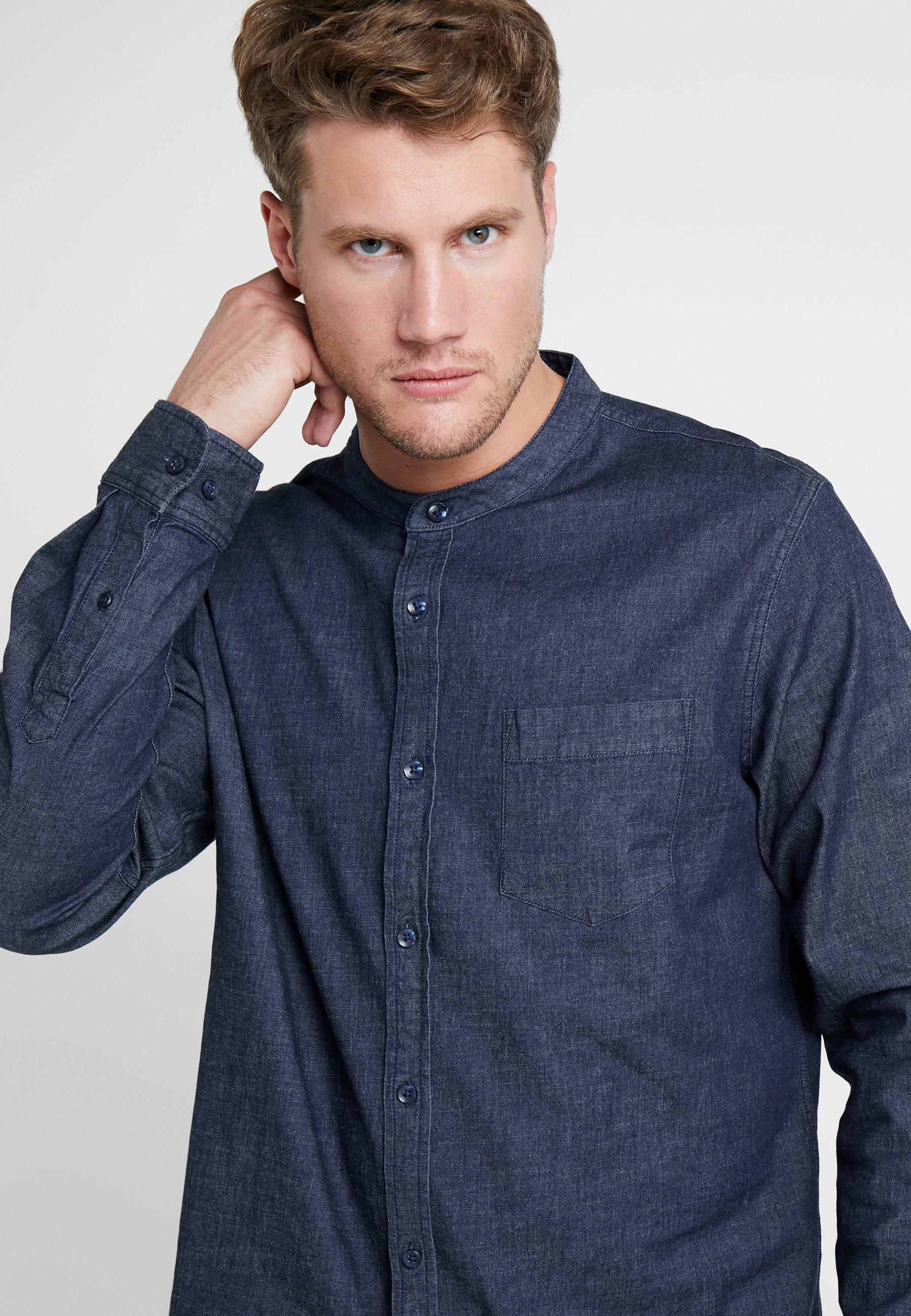 Bergans OSLO SHIRT Skjorte dark denimblå denim Zalando.no