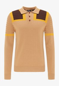 Mo - Polo shirt - multicolor kamel - 4