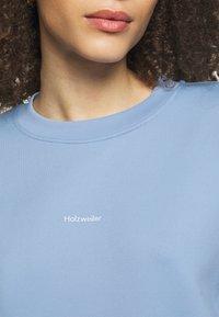 Holzweiler - REGULAR CREW - Sweatshirt - blue - 4