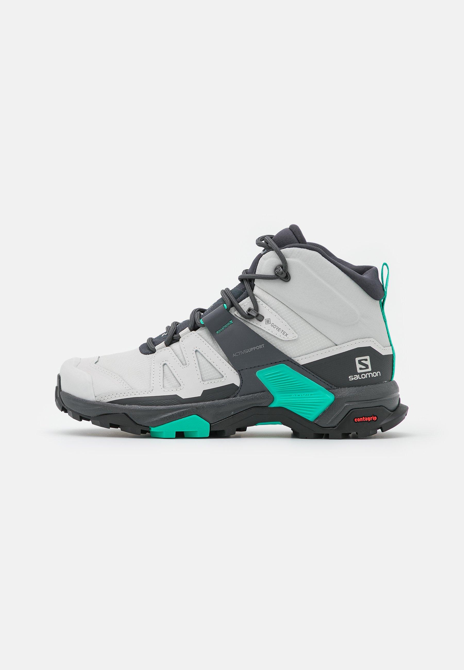 Women X ULTRA 4 MID GTX - Hiking shoes