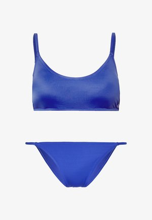 RHODES SET - Bikiny - blue