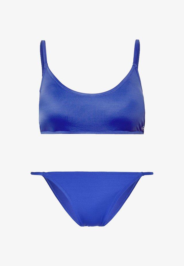 RHODES SET - Bikiny - blue